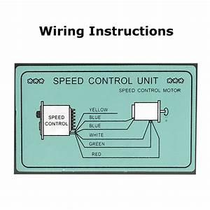 Ac Motor Speed Controller Wiring Diagram