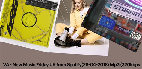 New Music Friday Uk From