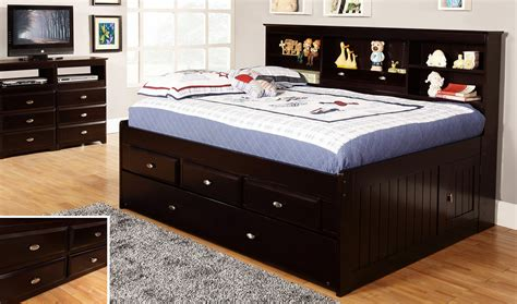 bedroom teen room design   full size trundle bed