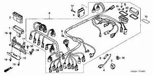 Ignition Wiring Diagram Needed For 07 Trx500fa  Fga