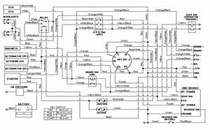 Wiring Diagram For Cub Cadet Model 17ba5a7p712
