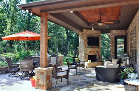 Images Of Outdoor Patios by 20 Gorgeous Backyard Patio Designs And Ideas Page 2 Of 4