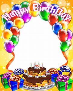 Download Free Happy Birthday Poto Frame for PC