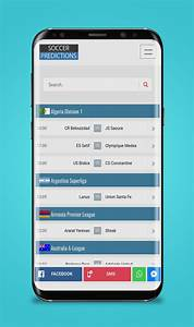 soccer predictions for android apk
