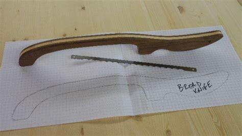 bread knife  redryder  lumberjockscom woodworking