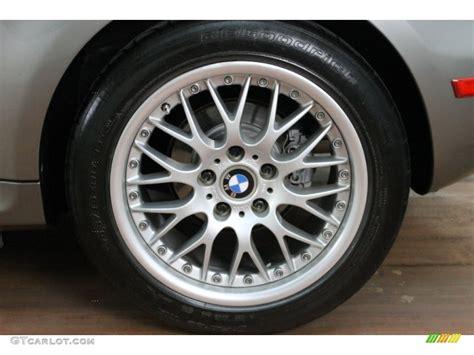 2001 Bmw Z3 30i Roadster Wheel Photo #79106452 Gtcarlotcom