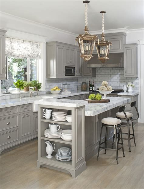 kitchen island cabinets flair in a san francisco townhome traditional home 1855
