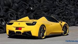 HD Wallpapers: Ferrari 458 Italia Wallpapers