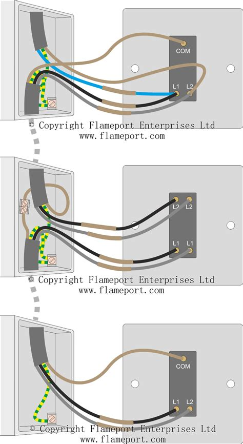 Way Switched Lighting Circuits