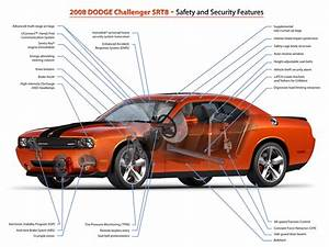 2008 Dodge Challenger Srt8 - Safety Diagram