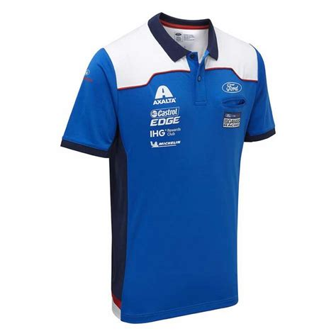 Team Ford by Ford Performance Gt Team Polo Shirt Fd8211