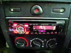 Autoradio Clio 2 Commande Au Volant : montage pioneer et commande au volant youtube ~ Melissatoandfro.com Idées de Décoration