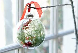 Mini Boule De Noel : boules de no l en verre d corer et alternatives en verrerie ~ Dallasstarsshop.com Idées de Décoration