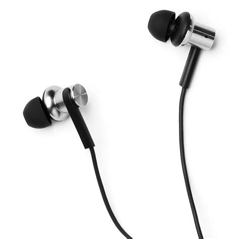 xiaomi mi iv hybrid silver original xiaomi mi iv hybrid earphones wired headphone