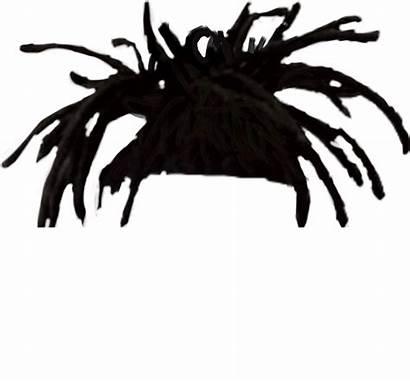 Dreadlocks Transparent Dreads Clip Hair Stickers Popular