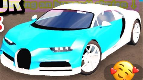 Credits to the owners of the models. BUYING A BUGGATI CHIRON IN DRIVING SIMULATOR (ROBLOX ...