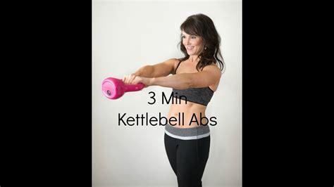 kettlebell ab workout