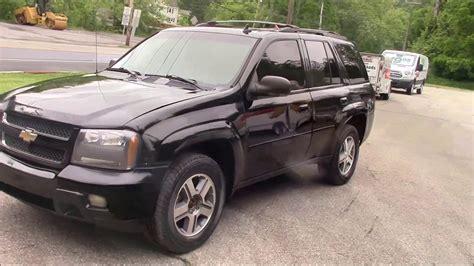 Chevy Trailblazer Black For Sale Doovi
