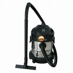 Aspirateur Eau Poussiere : aspirateur eau et poussi re inox 20 l 1250w loasp201 leman ~ Dallasstarsshop.com Idées de Décoration