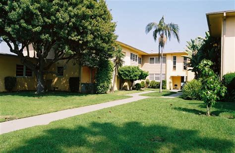 Apartment In Venice  Units, Bungalow, Courtyard Lincoln