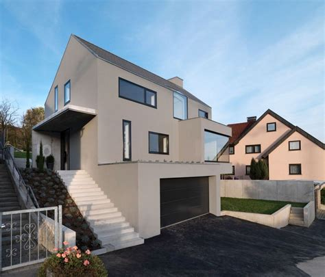 Hausfarben Beispiele by Ideen F 252 R Die Farbgestaltung Fassaden Alpina Drau 223 En