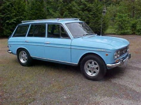 Datsun Wagon For Sale by 1966 Datsun Pl411 Wagon Bring A Trailer