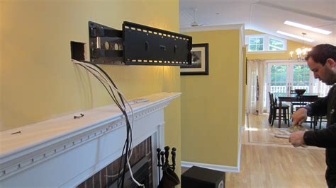 Wallingford Ct Mount Tv  Wall Home Theater Installation