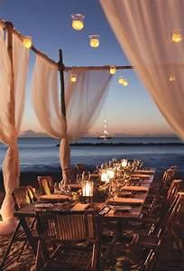 Wedding reception decorations on the beach ideas - Fab