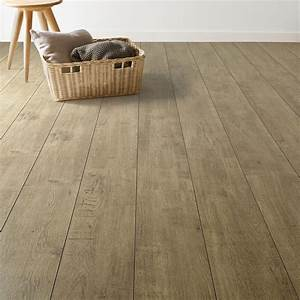 sol stratifie premium ep 14 mm cottage 2 chanfreins With parquet flottant stratifié leroy merlin
