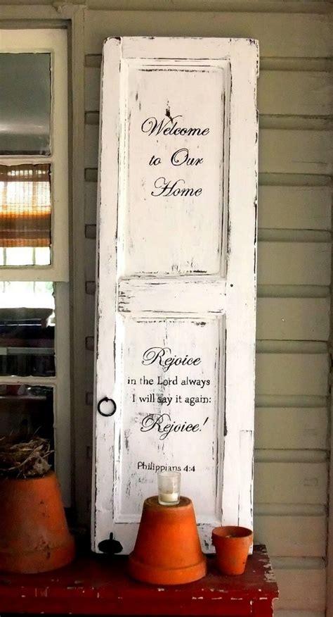 gorgeous repurposed cabinet door ideas  dont