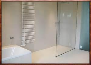 bad gestalten braun badezimmer ohne fliesen gestalten zuhause dekoration ideen