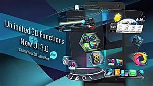 Next Launcher 3D Lite Version