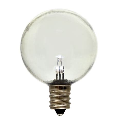 g40 e12 globe light bulb plastic