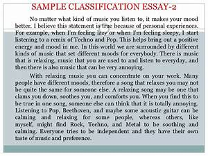 Argumentative Essay Examples High School Classification And Division Essay Examples Free Watching Films Essay Persuasive Essays Examples For High School also Science Vs Religion Essay Classification And Division Essay Example Cheap Course Work  Protein Synthesis Essay
