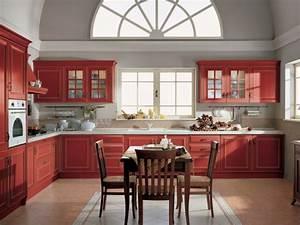 La cuisine retro moderne 94 idees deco a essayer for Idee deco cuisine avec meuble salle a manger blanc et bois