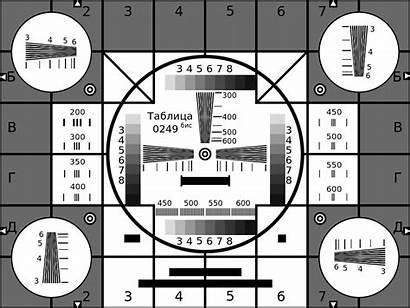 Test Tv Resolution Chart Svg Card Pattern
