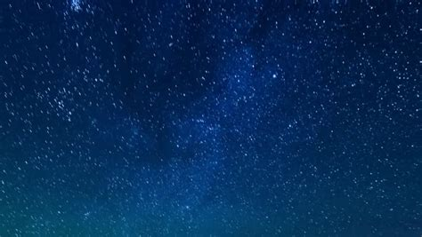 Meteor Shower Milky Way Time Lapse Galaxy Universe