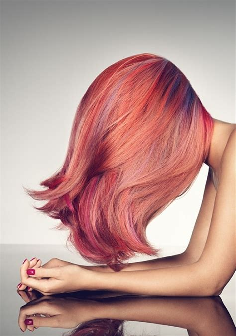 pink hair colors ideas  haircuts hairstyles