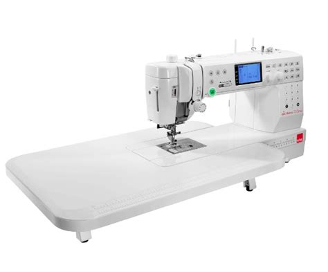 Elna Excellence 720 Pro Sewing Machines Janome Sewing