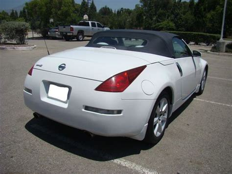 Purchase Used 2005 Nissan 350z Touring Roadster