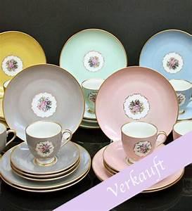 Kaffeeservice 12 Personen Günstig : kristall und dahlia altes porzellan glas und silber antikes geschirr online shop ~ Markanthonyermac.com Haus und Dekorationen