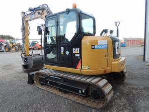 cat 308 used caterpillar 308 e cr mini excavators 7t 12t year