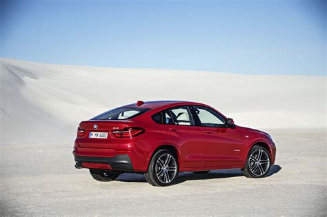 The New 2015 Bmw X4, Indian Debut Expected In 2015