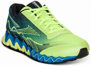 Reebok Zigultra Sneakers in Green for Men NEON YELLOW