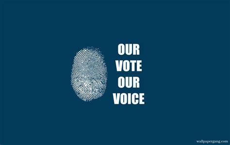 vote wallpaper gallery