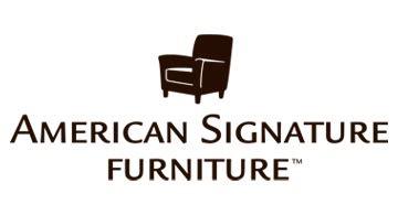 american signature furniture credit card payment login