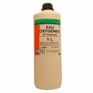 Eau Oxygénée 130 Volumes : eau oxyg n e 10 volumes 10l div ~ Dailycaller-alerts.com Idées de Décoration
