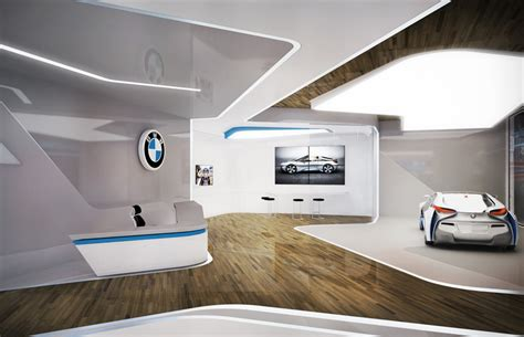 bmw showroom design bmw i series showroom jason spiliotakos architecture