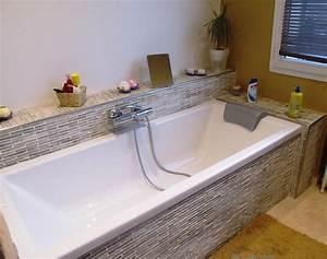 Baignoire Douche Dimension : baignoire salle de bain dimensions ~ Premium-room.com Idées de Décoration
