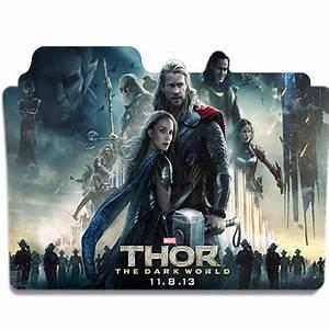 Movie Folder Icon - Thor.v.2 by SamBloodyWolf on DeviantArt